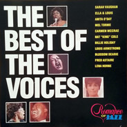 Sarah Vaughan / Ella Fitzgerald / Louis Armstrong a. g. - The Best Of The Voices