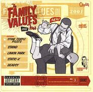 Stone Temple Pilots / Linkin Park a.o. - The Family Values Tour 2001