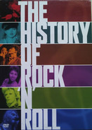 Santana / Janis Joplin / The Beach Boys a.o. - The History Of Rock 'N' Roll