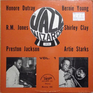 Honore Dutray / Bernie Young / Shirley Clay / Preston Jackson / Artie Starks / a.o. - The Jazz Wizards Volume 1