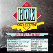 Black Sabbath / Bonnie Tyler / Status Quo a.o. - The Rock-Collection - Great Pop Masters