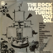 Moby Grape, The Zombies a.o. - The Rock Machine Turns You On