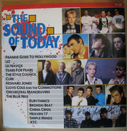 U2 / The Cure / XTC / The Jam / Tears For Fears a.o. - The Sound Of Today