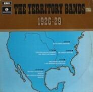 The Blue Ribbon Syncopators of Buffalo a.o. - The Territory Bands 1926-29