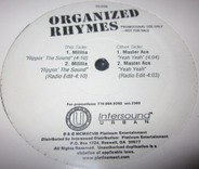 Master Ace, Militia - The Union Presents: Organized Rhymes