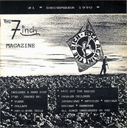 Collaps, Flexx a.o. - The 7inch Magazine # 1