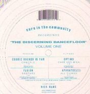 Cosmic Rocker vs. Yam, Fusion - The Discerning Dancefloor (Volume One)