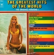 The Zombies, Redbone a.o. - The Greatest Hits Of The World