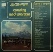 Marty Robbins, Carl Smith a.o. - The Music Company Greatest Hits Country And Western