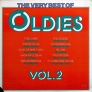The Showmen, Shirley and Lee,.. - The Very Best Of The Oldies Vol. 2