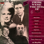 Peggy Lee, Cliff Richard, Eddie Cochran, a.o. - Those Were The Hits Of 1958