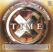 Sven Väth / Giorgio Moroder vs. Talla 2XLC a.o. - Time X - Vol. 4