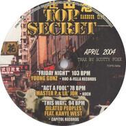 Young Gunz, Master P, a.o. - Top Secret - April 2004