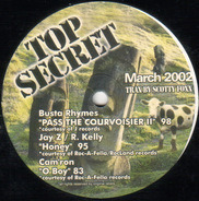 Various - Top Secret! - March 2002
