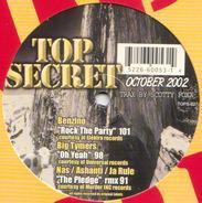 Hip Hop Sampler - Top Secret October 2002