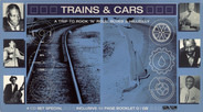 Bill Haley / Bob Willis / Bob newman a.o. - Trains & Cars