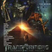 Linkin Park / Green Day / Cavo / etc - Transformers: Revenge Of The Fallen - The Album