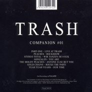 Peaches,Stereo Total,Gonzales,The Moldy Peaches,u.a - Trash Companion Vol.1