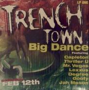 Capleton / Thriller U / Mr. Vegas a.o. - Trench Town Big Dance (LP One)