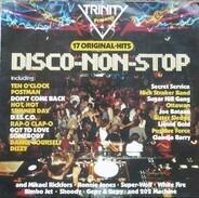 Secret Service, Nick Starker Band,. Sugar Hill gang, a.o. - Trinity Presents Disco-Non-Stop