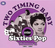 Tommy Sanderson & the Sandmen, Lita Ronza, a.o. - Two Timing Baby - Ember Sixties Pop Volume 2