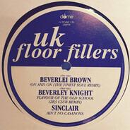 Beverley Knight / Sinclair / Beverlei Brown - UK Floor Fillers
