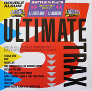 DJ Jazzy Jeff & The Fresh Prince, Grandmaster Flash & The Furious Five, The Fatback Band a.o. - Ultimate Trax 3