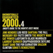 Cat Power, Patti Smith, Jimi Hendrix, a.o. - Unconditionally Guaranteed 2000.4 (Uncut's Guide To The Month's Best Music)