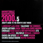Calexico, Joseph Arthur, XTC, a.o. - Unconditionally Guaranteed 2000.5 (Uncut's Guide To The Month's Best Music)