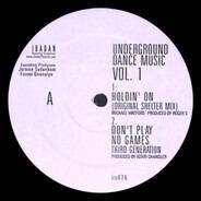 Various - Underground Dance Music Vol. 1