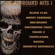 Black Flag, Angry Samoans, Bad Brains - Underground Hits 1