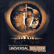 Megadeath / One Minute Silence / The Clay People a.o. - Universal Soldier: The Return (Music From The Motion Picture)