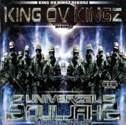 Psycomatic & Nino Storm a.o. - Univerzal Souljahz Compilation