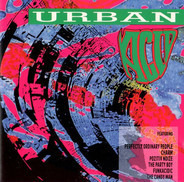 Charm / Pozitiv Noize / a.o. - Urban Acid