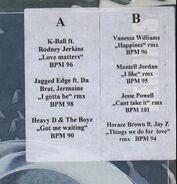 Jagged Edge / Heavy D / The Boyz / a.o. - Urban Lounge Volume Ten