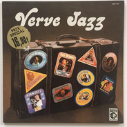 Various - Verve Jazz Book
