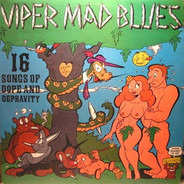 Leadbelly, Larry Adler, Hazel Meyers a.o. - Viper Mad Blues