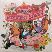 Julie Andrews, Louis Armstrong, Phil Harris, etc - Walt Disney's Merriest Songs