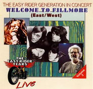 Malo / It's a beautiful day / Boz Scaggs / etc - Welcome To The Fillmore (East / West) Volume 3