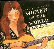 Putumayo Presents/Various - Women Of The World:Acoustic