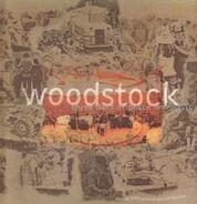 Richie Havens,John Sebastian,Tim Hardin,u.a - Woodstock - Three Days Of Peace And Music -