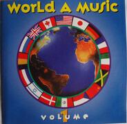 Sixy Morris / Chukki Star / Problem a.o. - World A Music - Volume 1