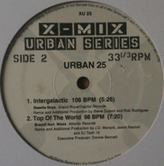 Beastie Boys, Brandi Feat, Mase, a.o. - X-Mix Urban Series 25