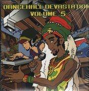 Various - X-Mix Dancehall Devastation The Megamixes Vol.5