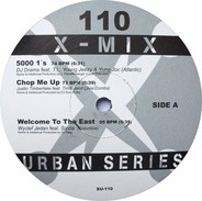 Justin Timberlake, Wyclef Jean, a.o. - X-Mix Urban Series 110