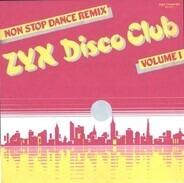 Pet Shop Boys, Patrick Cowley, a.o. - ZYX Disco Club Volume 1