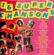 Jairo / Christophe / a.o. - 16 Super Chansons