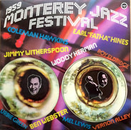 Jimmy Witherspoon,  Earl 'Fatha' Hines, a.o. - 1959 Monterey Jazz Festival