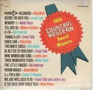 Loretta Lynn, Webb Pierce, Kitty Wells u.a. - 1964 Country And Western Award Winners