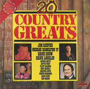 Various - 20 Country Greats